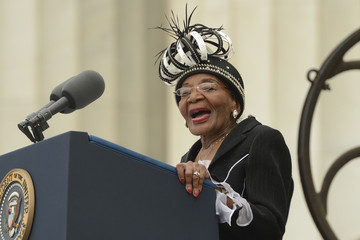 Christine King Farris Washington, DC Marks 50 Years Since MLK's 'Dream' Speach