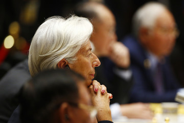 Christine Lagarde Belt and Road Forum for International Cooperation - Day Two