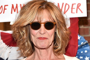 Christine Lahti 'The Terms of My Surrender' Broadway Opening Night - Arrivals & Curtain Call