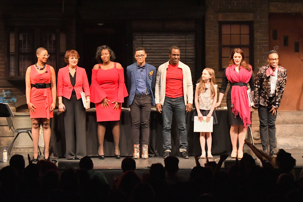 Opening Act's 12th Annual Benefit Play Reading 'Hear Me Here' At New World Stages In New York, NY