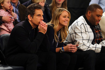 Christine Taylor NBA All-Star Game 2015