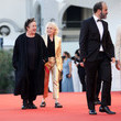 Christine Vachon Closing Ceremony Red Carpet - The 77th Venice Film Festival