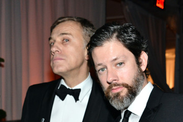 Christoph Waltz The Weinstein Company and Netflix Golden Globes Party