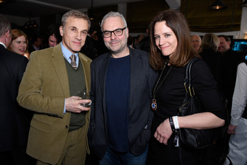Christoph Waltz Studio Babelsberg & Soho House Berlinale Party with GREY GOOSE