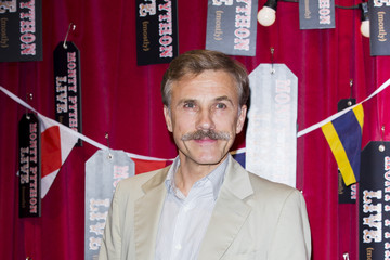 Christoph Waltz Arrivals at 'Monty Python Live (Mostly)'