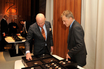 Christoph Waltz IWC at the SIHH: Day 2