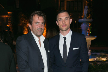 Christophe Lambert Playboy Mansion Hosts Red Carpet Event For EuroaCorp's 'The Transporter Refueled'