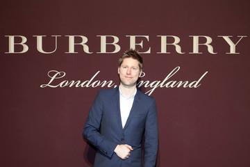 Christopher Bailey BURBERRY Celebrates 'The Tale of Thomas Burberry' In Seoul