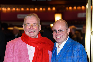 Christopher Biggins Neil Sinclair 'Mary Poppins' At Prince Edward Theatre - Photocall