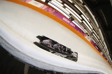 Christopher Fogt Bobsleigh - Winter Olympics Day 16