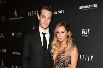 Christopher French Stars at the Weinstein Company/Netflix's Golden Globes Afterparty