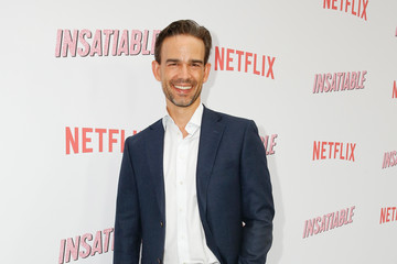 Christopher Gorham Netflix's 'Insatiable' Premiere And After Party