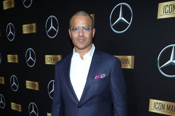 Christopher Jackson Mercedes-Benz 2017 Academy Awards Viewing Party