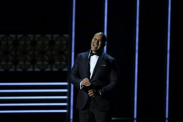 Christopher Jackson 69th Annual Primetime Emmy Awards - Show