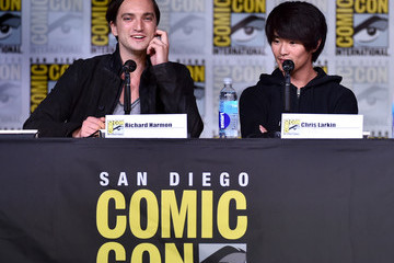 Christopher Larkin Comic-Con International 2016 - 'The 100' Special Video Presentation And Q&A