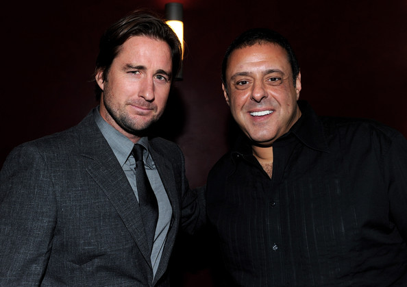 Chirstopher Mallick and Luke WIlson