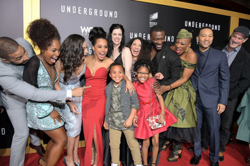 Christopher Meloni WGN America's 'Underground' Season Two Premiere Screening