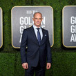 Christopher Meloni 78th Annual Golden Globe® Awards: Arrivals
