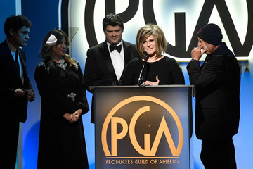 Christopher Miller 30th Annual Producers Guild Awards - Inside