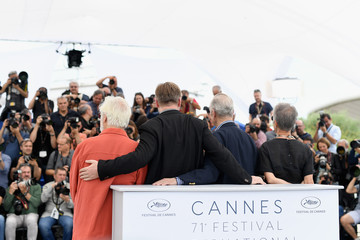 Christopher Nolan Rendezvous With Christopher Nolan Photocall - The 71st Annual Cannes Film Festival