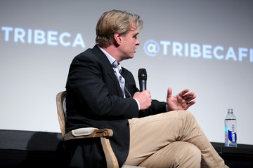 Christopher Nolan Tribeca Talks: Director Series: Christopher Nolan With Bennett Miller - 2015 Tribeca Film Festival