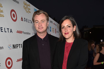 Christopher Nolan MPTF Celebrates 95th Anniversary With 'Hollywood's Night Under the Stars' - Red Carpet