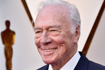 Christopher Plummer 90th Annual Academy Awards - Arrivals