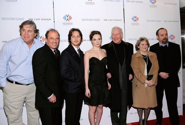"Premiere Of ""The Last Station"""