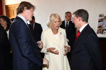 Christopher Smith The Prince Of Wales And Duchess Of Cornwall Visit Italy - Day 5