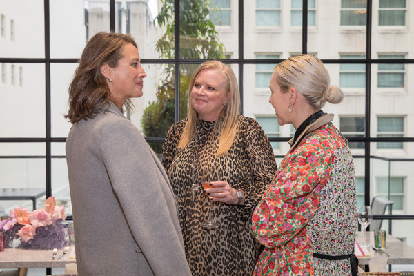 Town & Country x Forty Five Ten Dallas Luncheon