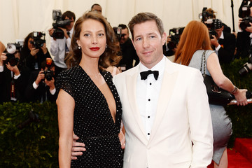 Christy Turlington Red Carpet Arrivals at the Met Gala — Part 3