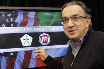 Marchionne uses Chrysler's 'human-interest' story to woo U.S. investors