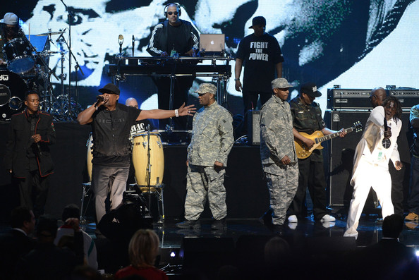Rock and Roll Hall of Fame Induction Ceremony  []