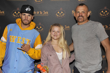 Chuck Liddell Nights of the Jack Launches at King Gillette Ranch