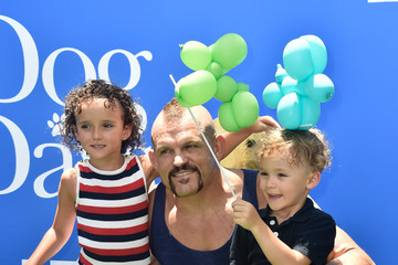 Chuck Liddell Premiere Of LD Entertainment's 'Dog Days' - Arrivals