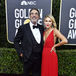 Chuck Lorre 77th Annual Golden Globe Awards - Arrivals