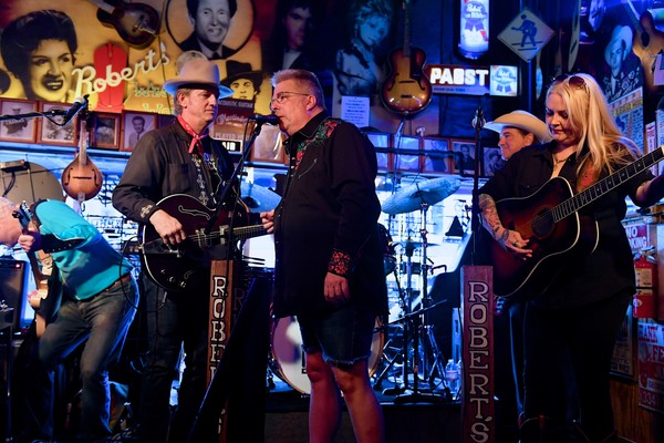 SiriusXM's Mojo Nixon Hosts Mojo's Music City Mayhem At Robert's Wester World In Nashville