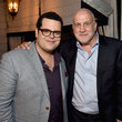 Chuck Saftler Premiere Of FX's 'The Comedians' - After Party