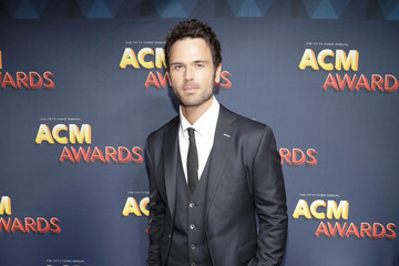 Chuck Wicks 53rd Academy Of Country Music Awards  - Guest Lounge