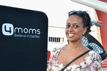 Chudney Ross 4moms Car Seat Launch Event