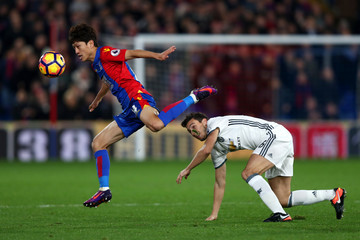 Chung-Yong Lee Crystal Palace v Manchester United - Premier League
