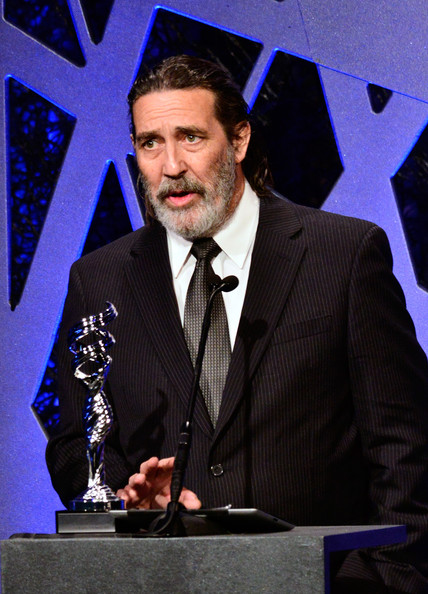 Ciarán Hinds at 16th Costume Designers Guild Awards