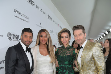 Ciara 25th Annual Elton John AIDS Foundation's Oscar Viewing Party With Cocktails by Clase Azul Tequila and Chopin Vodka