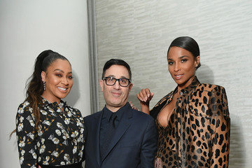 Ciara La La Anthony InStyle Dinner To Celebrate The April Issue Hosted By Cover Star Ciara And Laura Brown
