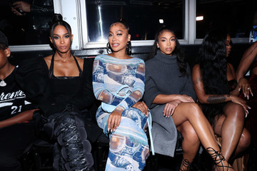 Ciara Laquan Smith - Front Row & Backstage - September 2021 - New York Fashion Week: The Shows