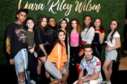 Bryce Xavier,  Dylan Conrique, Leanne Tessa, Sydney Bourne, Tati McQuay, Ciara RIley Wilson, Sofie Dossi, Nia Sioux, Lofton Shaw, Mackenzie Ziegler and Sky Katz attendsCiara Riley Wilson's 18th birthday party at The Venue of Hollywood on March 31, 2019 in Hollywood, California.