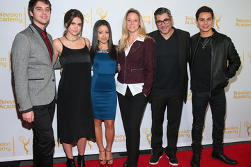 Cierra Ramirez Maia Mitchell An Evening with 'The Fosters' in Hollywood