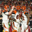 Andy Dalton and Mohamed Sanu