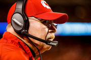 Andy Reid Photos Photo