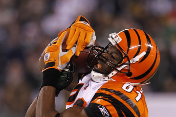 Darrell Revis Cincinnati Bengals v New York Jets